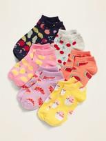 Old Navy Ankle Socks 6-Pack for Girls