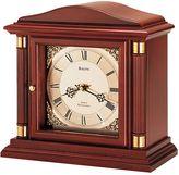 Bulova Bramley Wood Mantel Clock - B1843