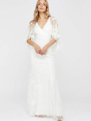 Monsoon Christabel Bridal Embellished Maxi Dress