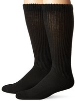 Dr. Scholl's Women's Diabetic and Circulatory Texture Knee-Hi 2 Pack Sock