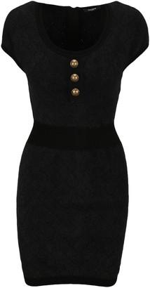 Balmain Knitted Dress