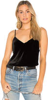 Mes Demoiselles Graziella Cami in Black. - size 36/XS (also in 38/S,40/M,42/L)
