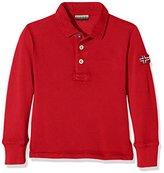Napapijri Boy's K Elbas Ls 1 Polo Shirt