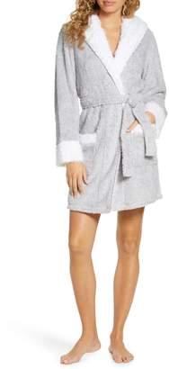 Honeydew Intimates All Ears Hooded Fleece Short Robe