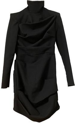 Alex Perry Black Polyester Dresses