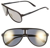 Carrera Men's Eyewear 62Mm Aviator Sunglasses - Brown Black/ Bronze Mirror