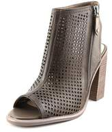 Kelsi Dagger Mason Open-toe Leather Bootie.