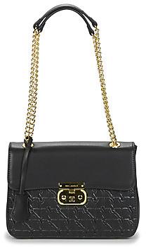 Ted Lapidus CHARLIE women's Shoulder Bag in Black