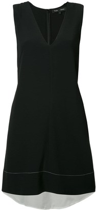 Proenza Schouler Sleeveless Flared Dress