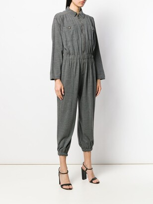 Moschino Pre-Owned 1990's Utility Jumpsuit
