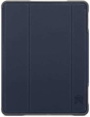 STM Dux Plus Duo Case for iPad (7th Generation) - Midnight Blue