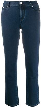 Karl Lagerfeld Paris DENIM straight-leg jeans