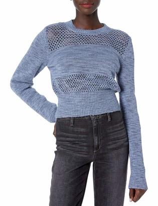Ramy Brook Women's Khloe Space DYE Sweater