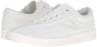 Tretorn Nylite Plus (White/White/White) Men's Lace up casual Shoes