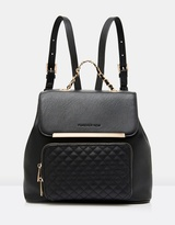 Forever New Rosa Quilt Chain Backpack