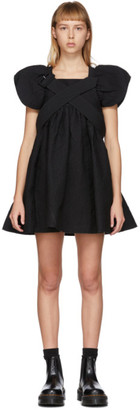 SHUSHU/TONG Black Belt Dress