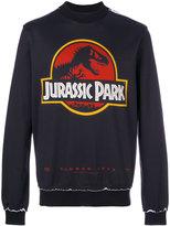 Dolce & Gabbana 'Jurassic Park' crew neck sweatshirt