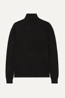 Joseph Cashmere Turtleneck Sweater - Black