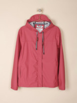 Indi & Cold - Short Raincoat with Hood - Size XS