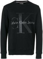 Calvin Klein Jeans Hicus True Icon sweatshirt - men - Cotton - S