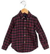 Polo Ralph Lauren Boys' Plaid Button-Up Shirt