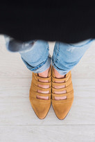 Free People Emma Ankle Boot - Tan