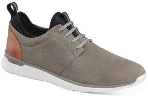Johnston & Murphy Men's Prentiss Plain-Toe Sneakers Men's Shoes