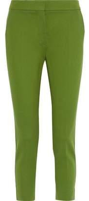 Max Mara Pegno Cropped Jersey Skinny Pants