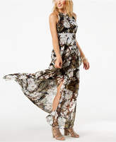 INC International Concepts I.n.c. Ruffled Maxi Dress, Created for Macy's