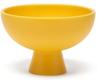 Raawii - Strm Medium Ceramic Bowl - Yellow