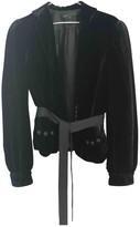 Marc Jacobs Black Velvet Jackets