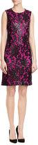 Diane von Furstenberg Sequined Lace Dress