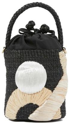 Aranaz Laura Claude bucket bag