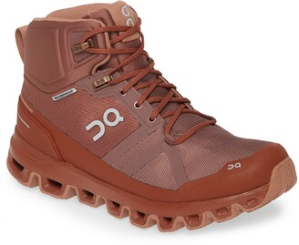 On Cloudrock Waterproof Hiking Boot