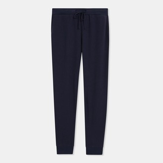 Theory Jogger in Waffle Knit Organic Cotton