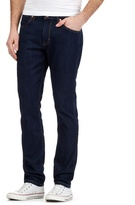Wrangler Bostin Dark Blue Slim Fit Jeans