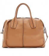 D-STYLING BAULETTO MEDIO LEATHER TOTE
