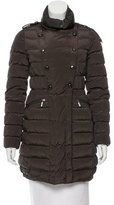 Moncler Peuplier Down Coat