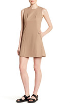Theory Sleeveless Solid Dress