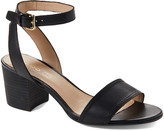 Aldo Women's Sandals BLACK - Black Lolla Leather Sandal - Women