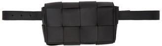 Bottega Veneta Black The Belt Cassette Bag
