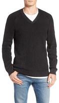 Lucky Brand Men's V-Neck Sweater