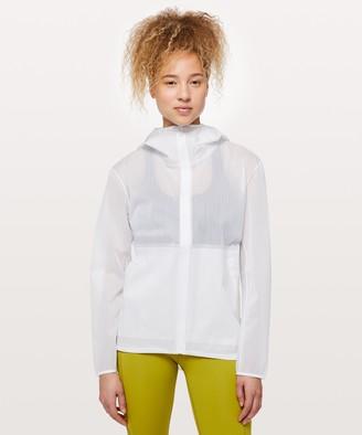 Lululemon Sheer Joy Jacket