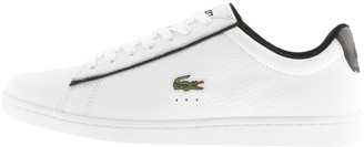 Lacoste Carnaby Evo 120 Trainers White