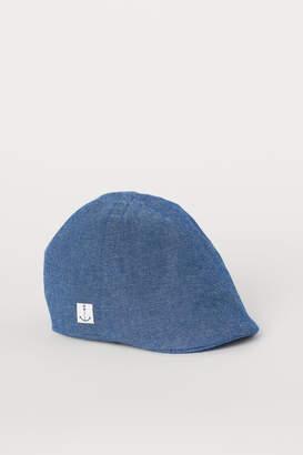 H&M Flat Cap - Blue