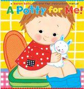 Bed Bath & Beyond A Potty For Me by Karen Katz