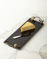 Michael Aram Pomegranate Cheese Board & Knife