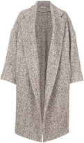 Dusan herringbone coat - women - Virgin Wool - S