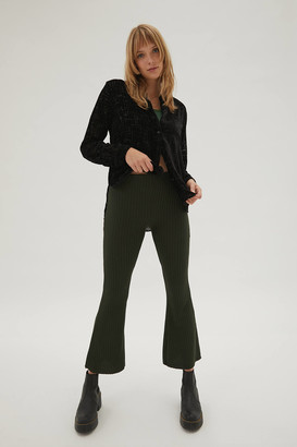 Urban Outfitters Rosie Thermal Flare Pant