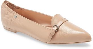 AGL Buckle Detail Ballet Flat